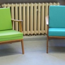 Midcentury Sessel. Dänisches Design.
