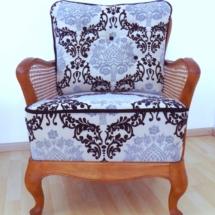 besonderer Sessel für Wohnzimmer