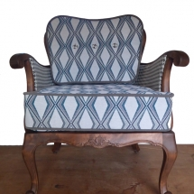Chippendale Sessel