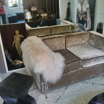LeCorbusier mit neuem Möbelstoff