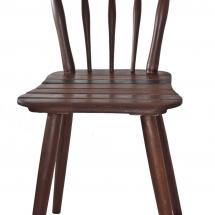 Stuhl aus Eichenholz, Eichholzstühle, Brauereistühle