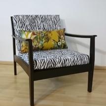 Zebra Loungechair